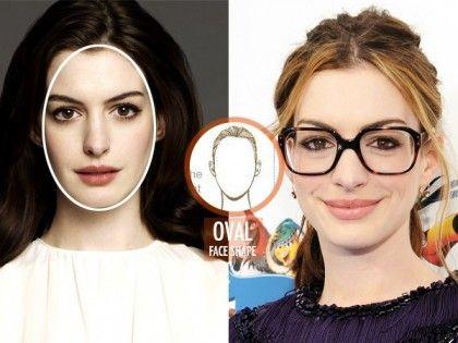 Tipo de lentes para cara ovalada mujer buscar con google for Tipos cara