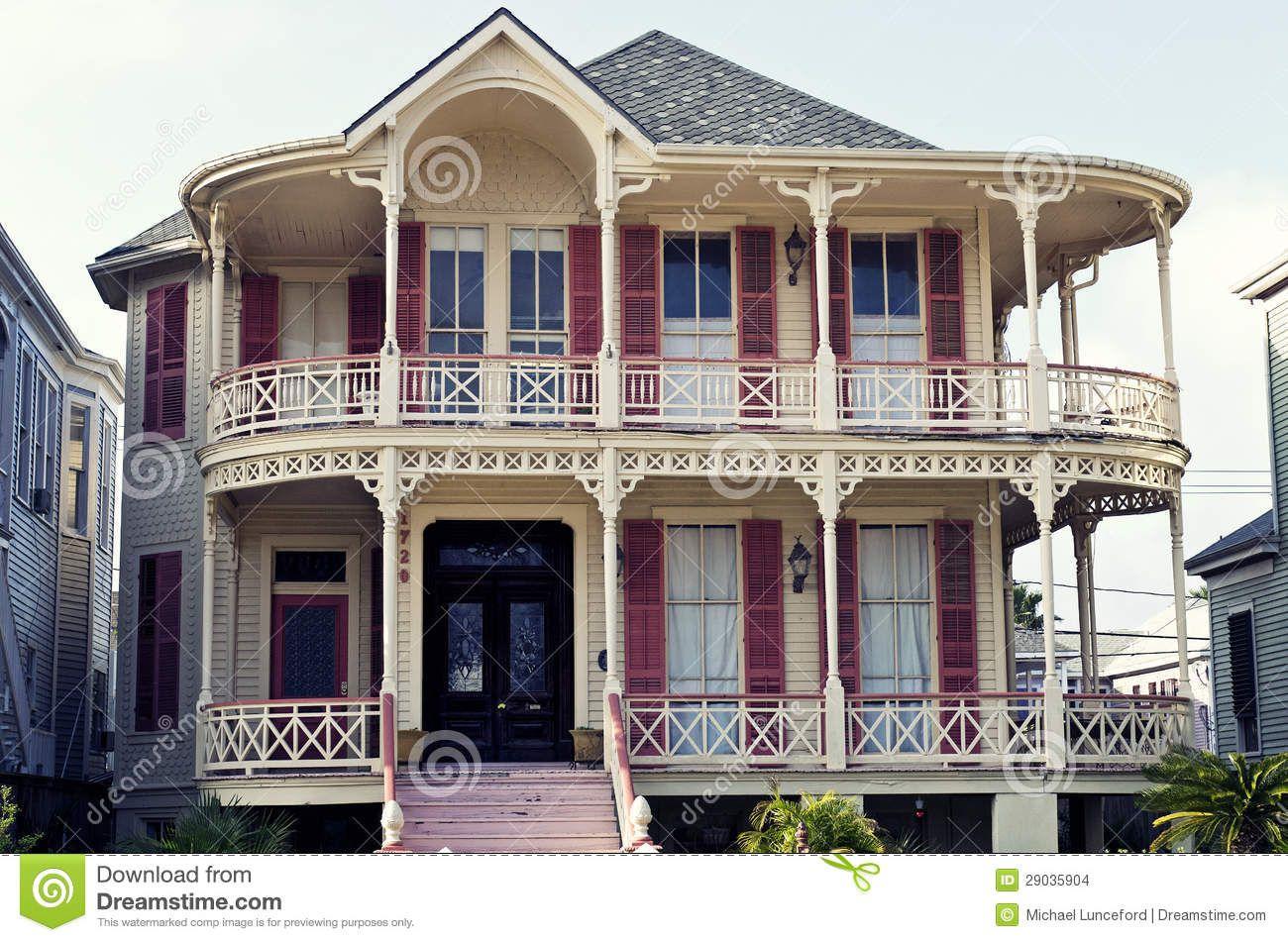 casas estilo queen anne - Pesquisa Google