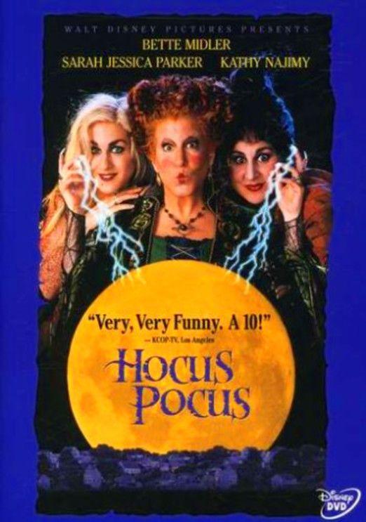 hocus pocus disney halloween witch movie bette midler sarah jessica parker dvd dvds movies dvds blu ray discs ebay