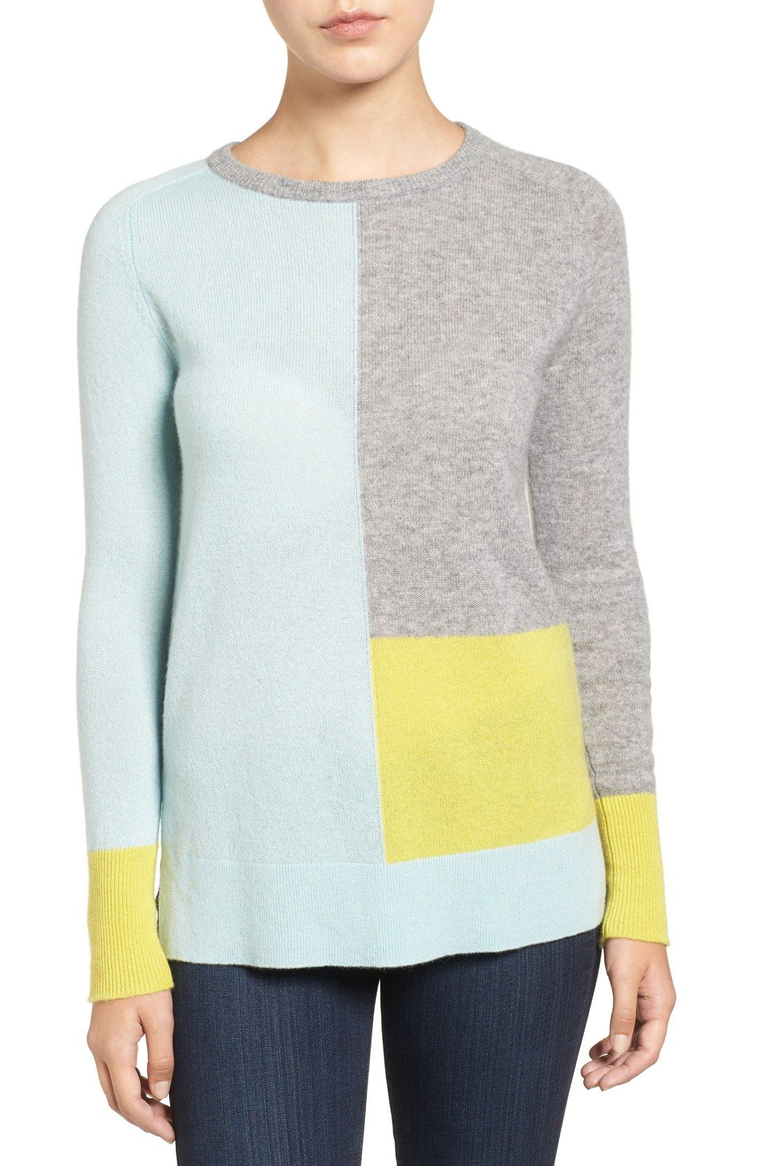 Patterned Cashmere Sweater | Inspired by Mindy Lahiri (not to be ...