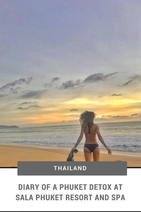 We checked in for a Phuket detox at SALA Phuket Resort and Spa. | Phuket Detox | Where to Stay in Phuket | Wellness Resorts | Wellness Travel | Phuket, Thailand | What to do in Phuket | Things to do in Phuket Thailand | Healthy Holidays | Retreats Phuket | Phuket Hotels | 5 Star Hotels Phuket | #hugthailand #phuket #phuketthailand #wellnesstravel #luxurytravel #retreat #detox