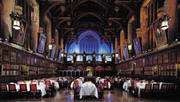 The Honourable Society Of Lincolns Inn Wedding Reception Venue In Holborn London Greater