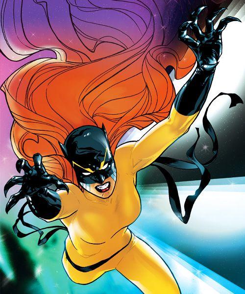 Hellcat (Patricia Hellstrom) - Marvel Universe Wiki: The