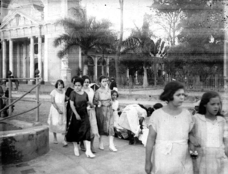 San Salvador, 20's
