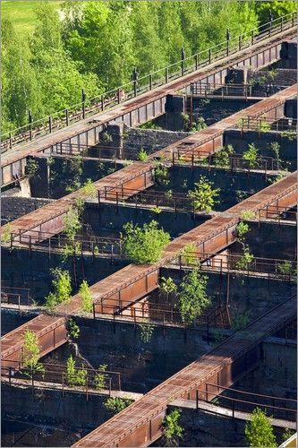 Image Result For Peter Latz Duisburg Nord Landscape Park
