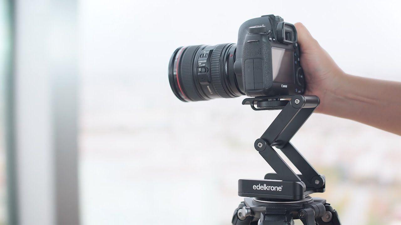 FlexTILT Head 2, Much more than just a camera head.
