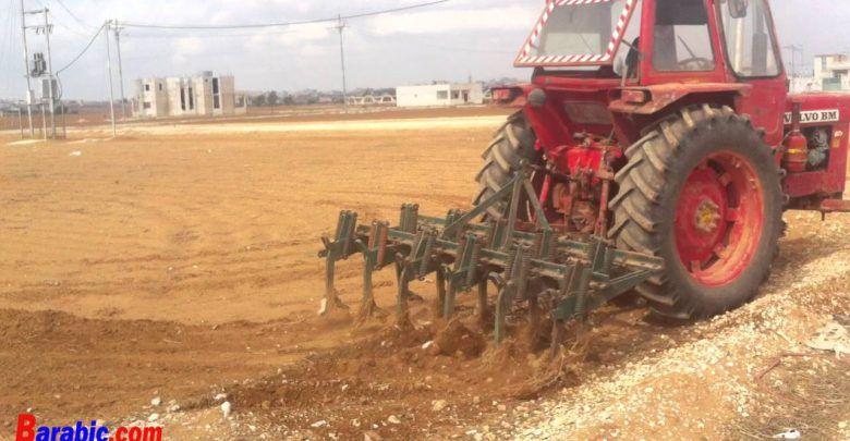 تفسير حلم رؤية حرث الارض Tractors Vehicles