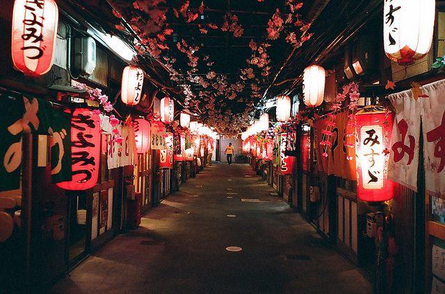 ileftmyheartintokyo:  静岡×夜×おでん by mikkiki_Ito on Flickr.