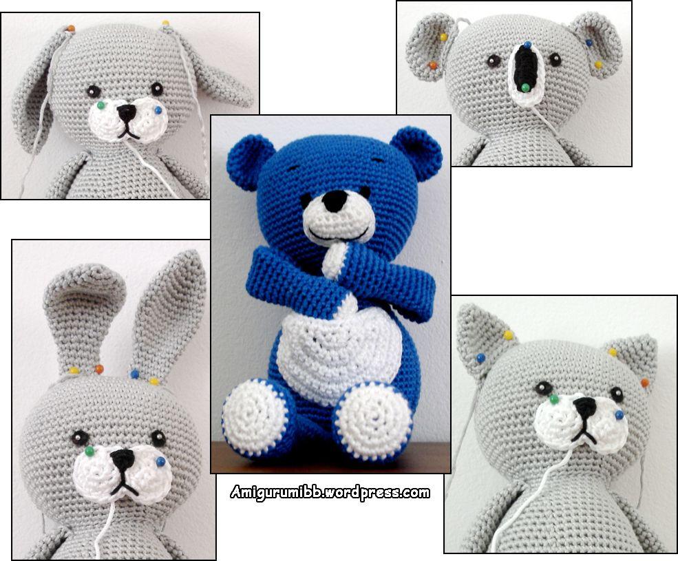 Blue Bear - Blå Bamse og meget mere