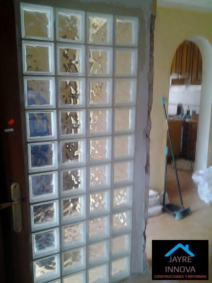 Pared paves bloques de vidrio en torrevieja bloques de - Bloques de paves ...