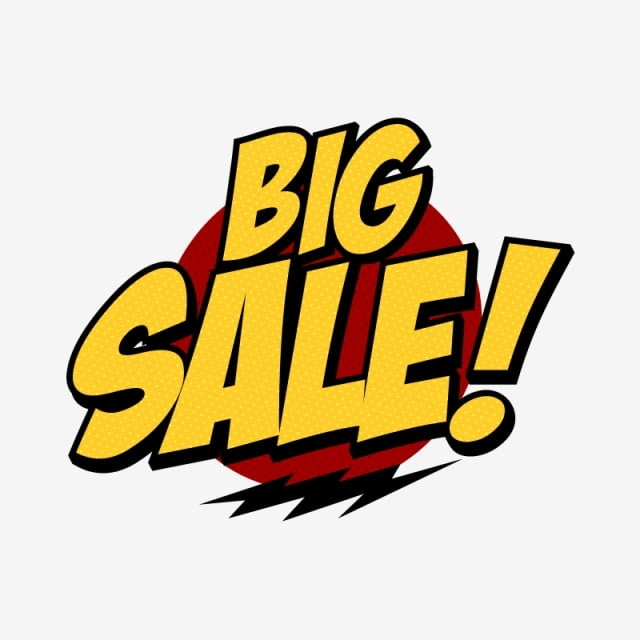 Big Sale Icon Tag Label Sale Icon Shop Png And Vector With Transparent Background For Free Download Kartun Gambar