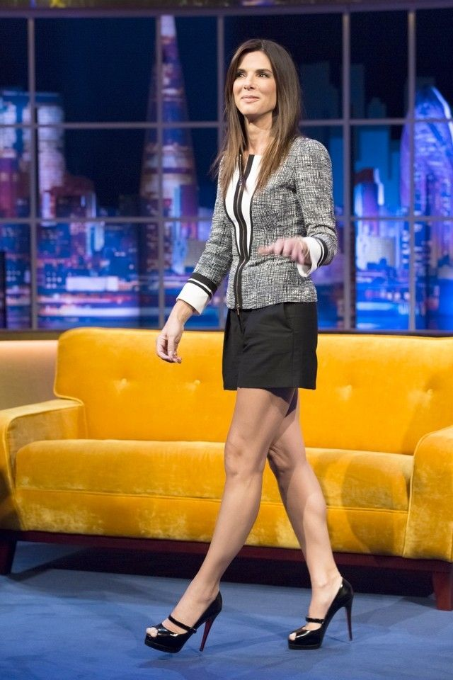 Celebrity perfect pins legs