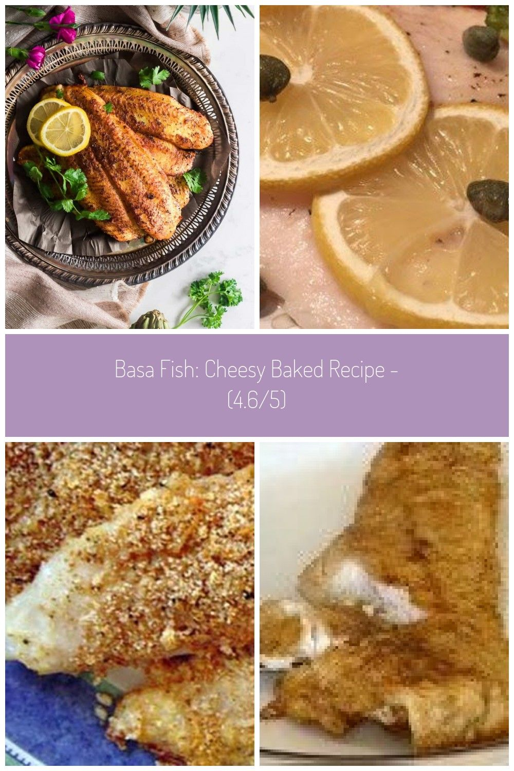 Photo of Done in under 30 minutes, this 4-spice Basa Fillets recipe makes a weeknight mea…