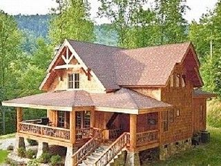 Mountain Luxury In Whittier Nc Cabin Perfect Design For Pineridge Cabin Log Cabin Living Beautiful Cabins
