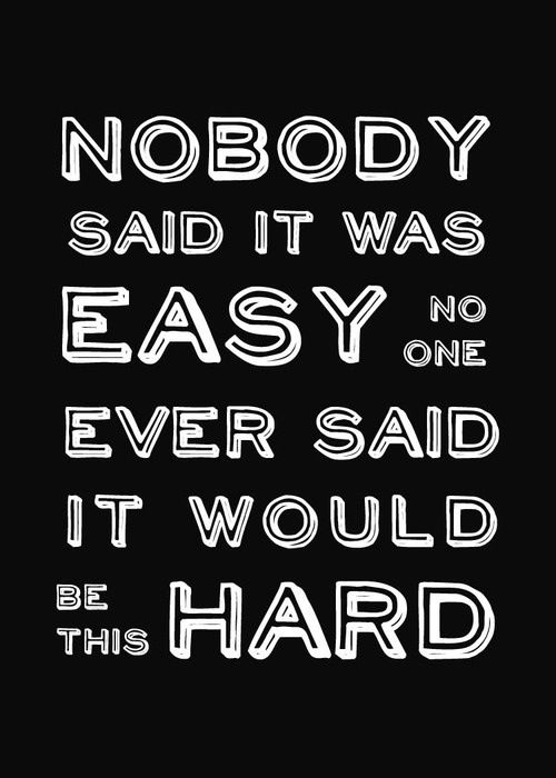 Typographic Quotes Something To Believe In 38 Citazioni