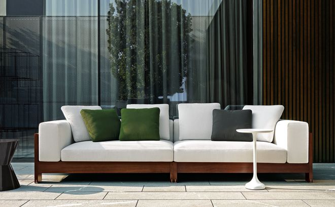Minotti Indoor/Outdoor Furniture Collection | Design : Furniture ...