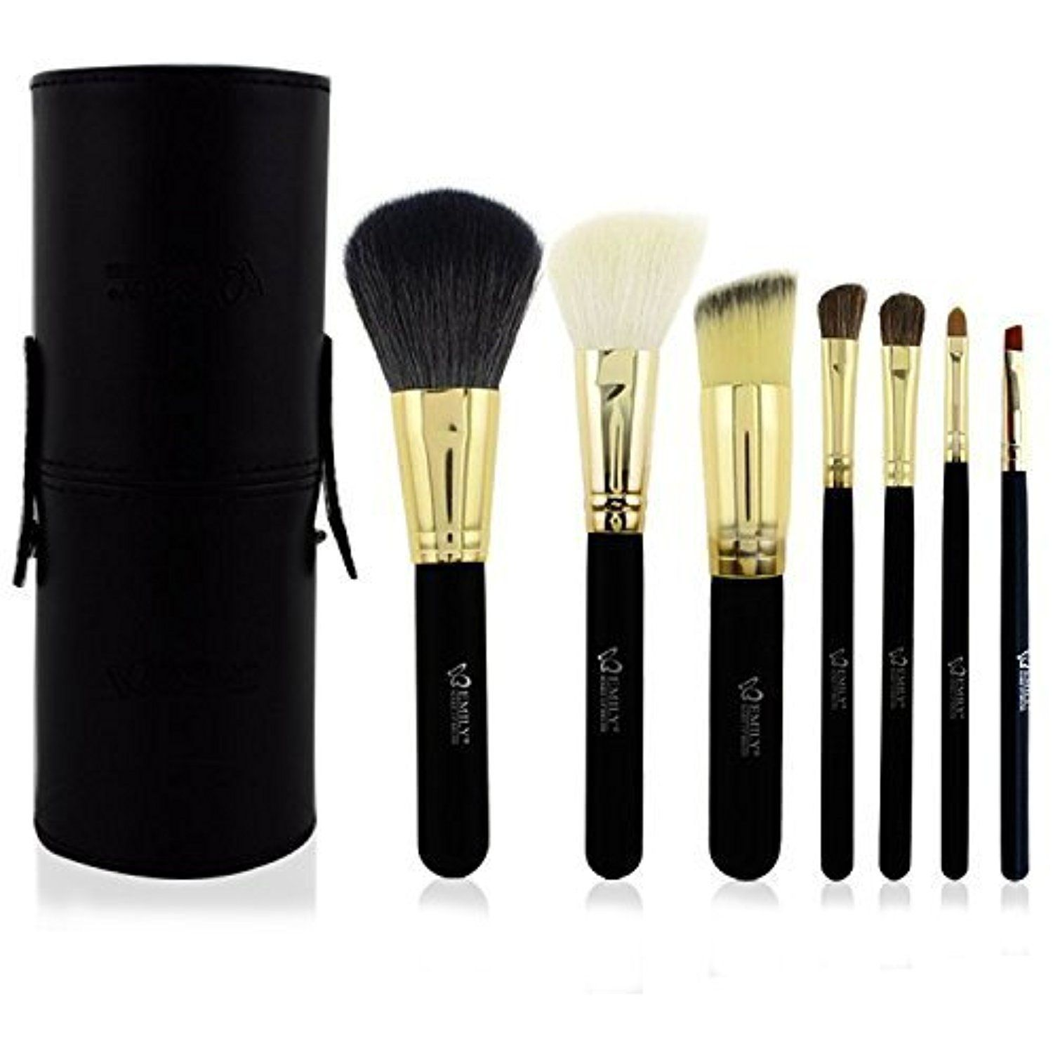 Make 2 Be professional makeup brush set only with storage