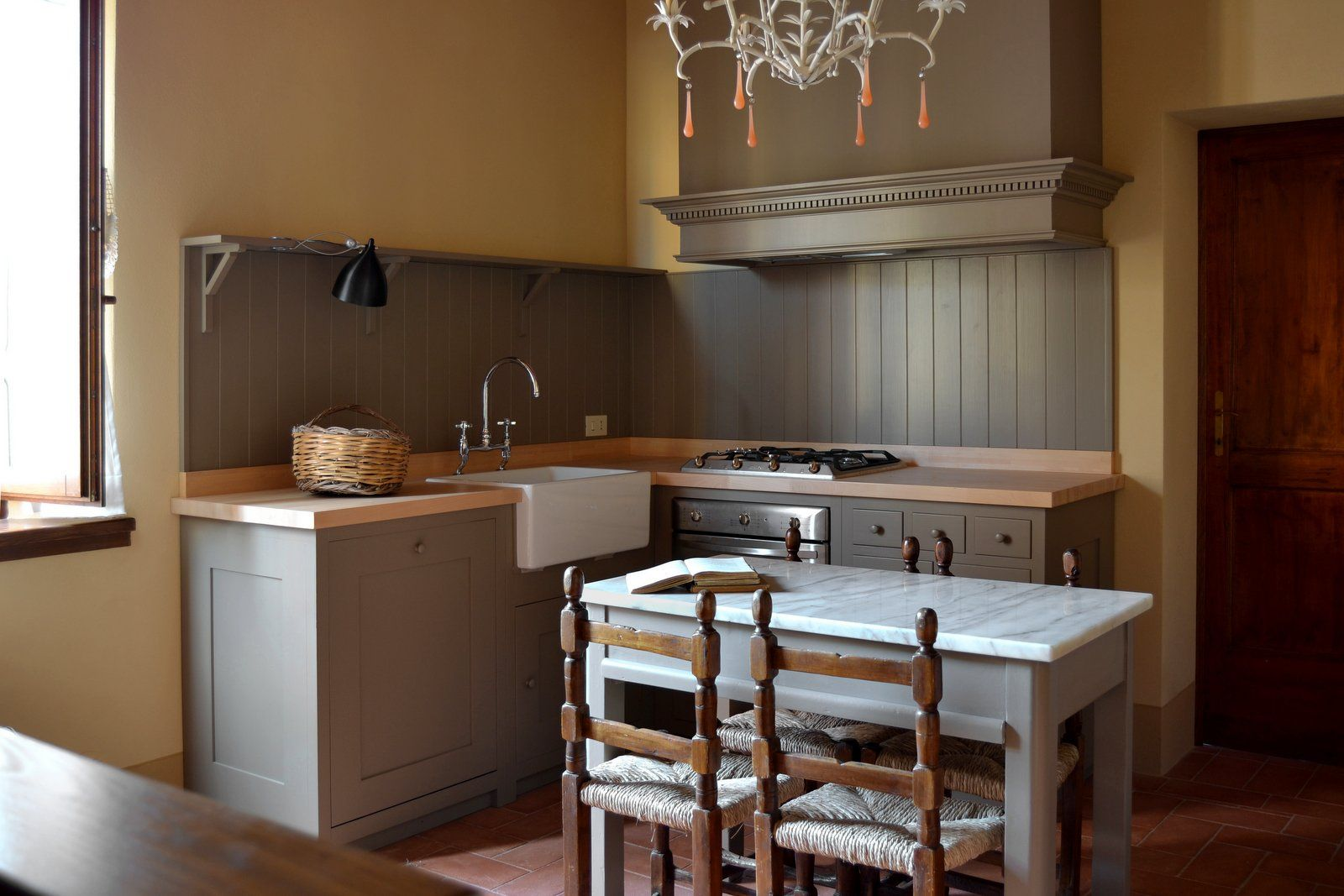 cucine in stile shaker | Kitchen | Pinterest | Cucine, Arredamento ...