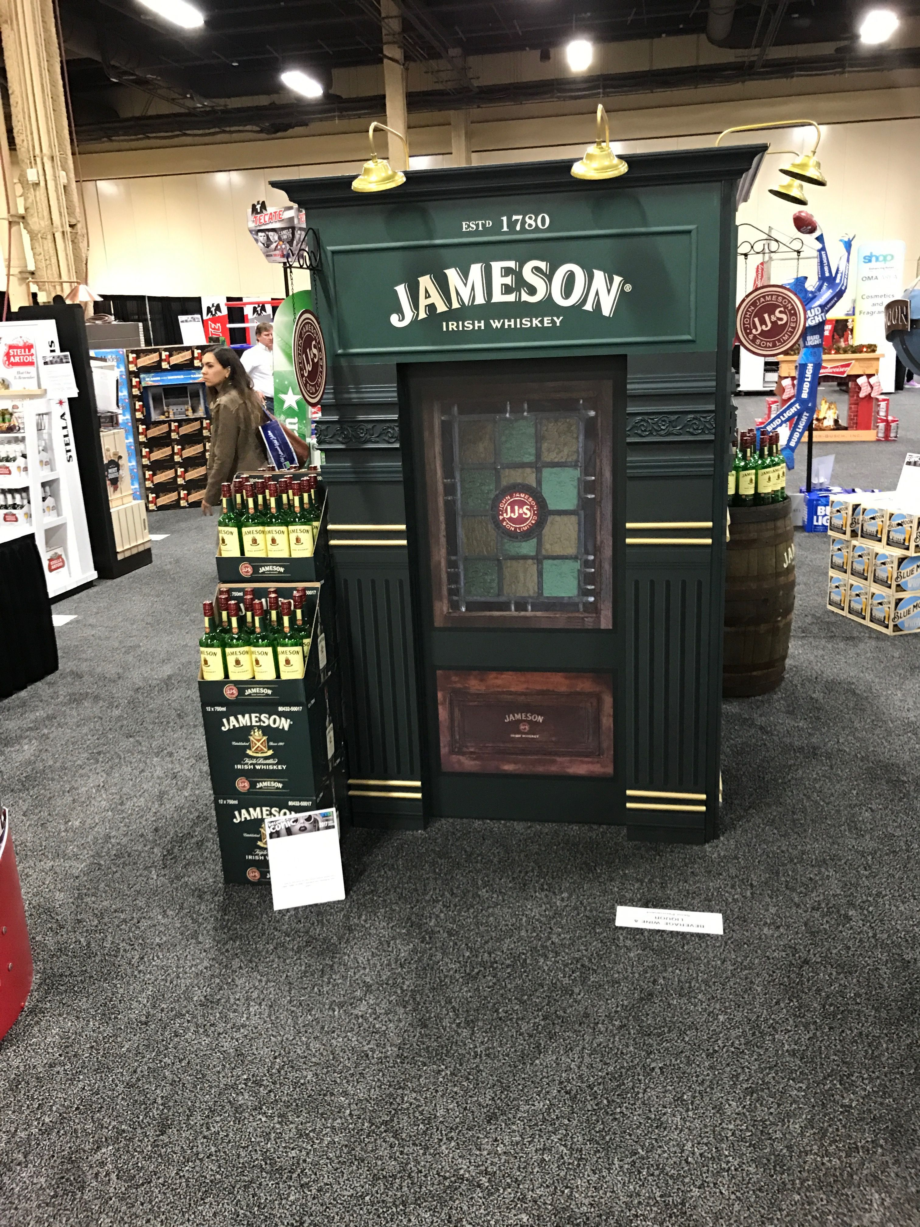 Looking To Purchase This Unit: P&G Jameson Front Door Free Standing Unit