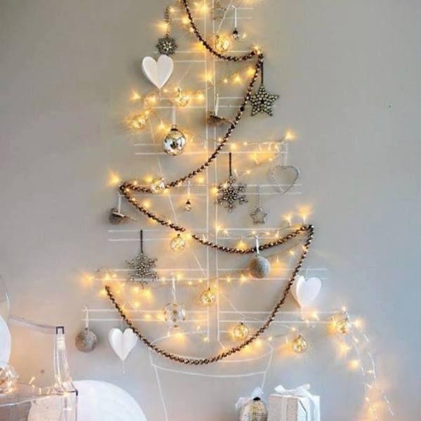 Amazing alternative Christmas tree