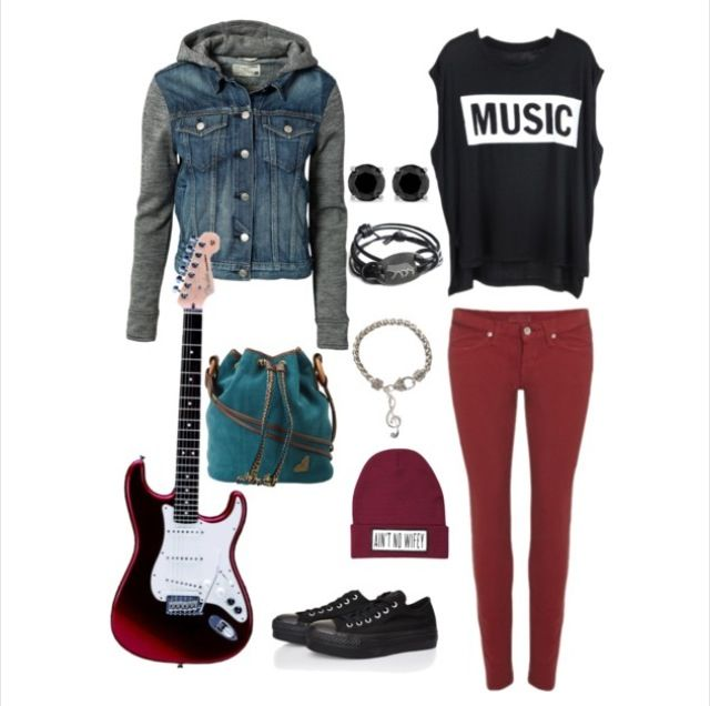 Punk/Alternative Outfit | teen outfits | Cute punk outfits ...