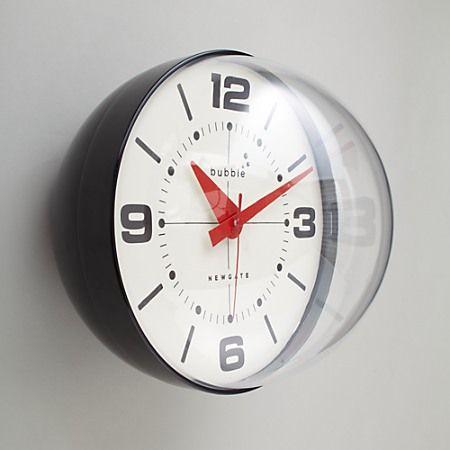 Clock Bubble Ba 0112 Nodwishlistsweeps Bubble Wall Kids Wall Clock Wall Clock
