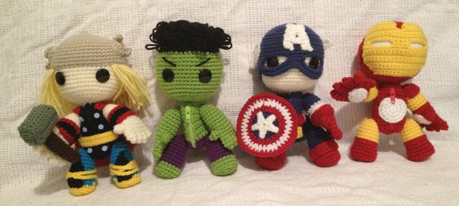The Avengers Sackboy by anjelicimp.deviantart.com on @deviantART ...