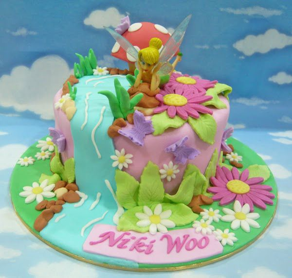 Tinkerbell 2nd Birthday Party Ideas Zrom