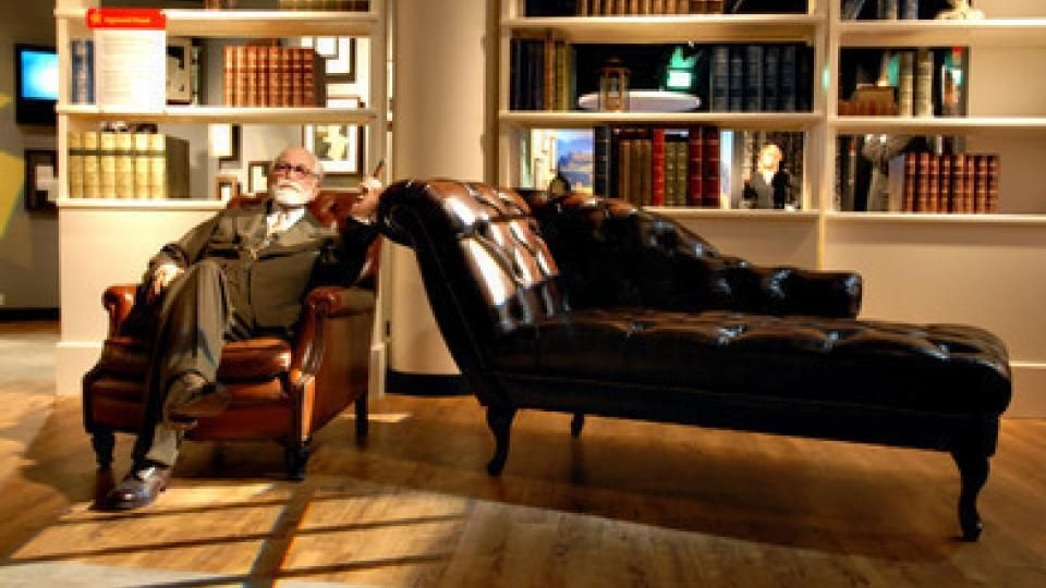 Image result for sigmund freud couch