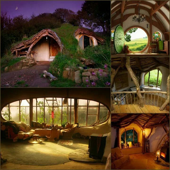 Wonderful Photos Why Earthship Homes Make Perfect to Live