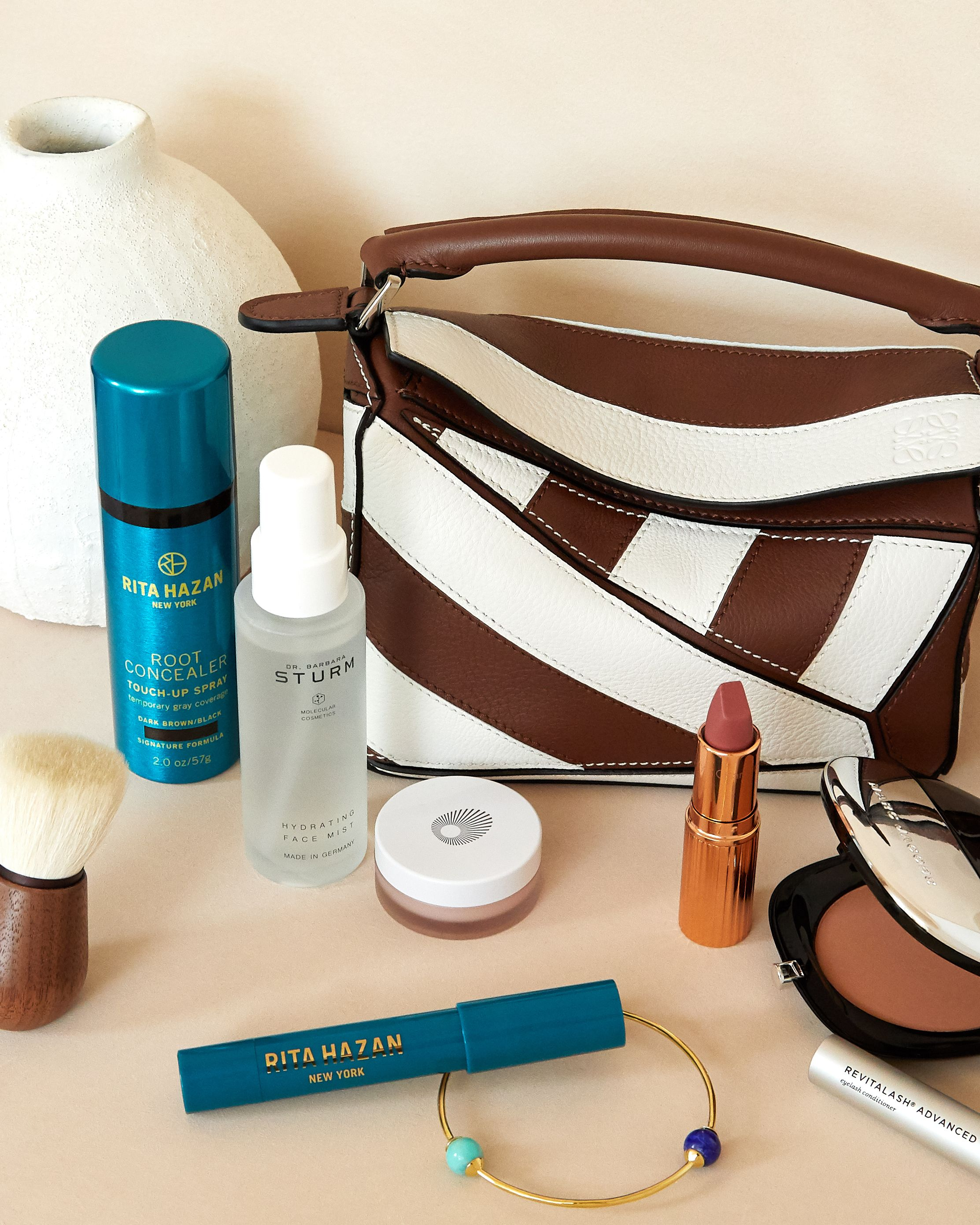 BEAUTY FIX From face mist to lip balm and bronzer, these