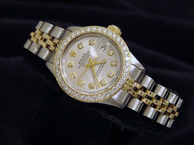 Rolex Datejust Women's Two-tone