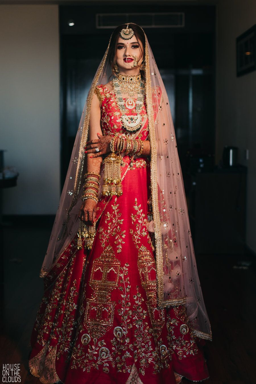 100 Latest Designer Wedding Lehenga Designs For Indian Bride Looksgud In Indian Bridal Outfits Bridal Outfits Indian Bridal Wear