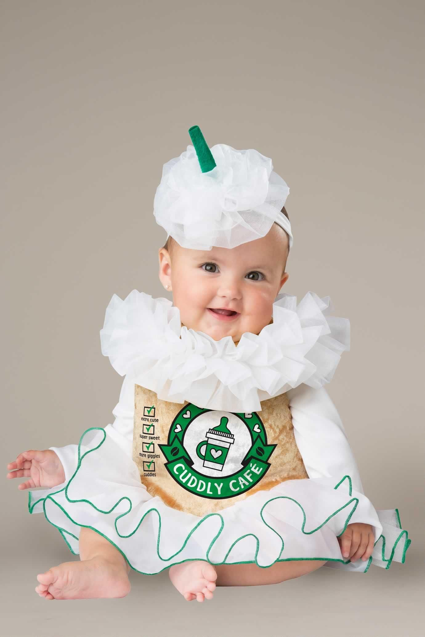 Cappuccino Costume for Baby  3f77305586b9