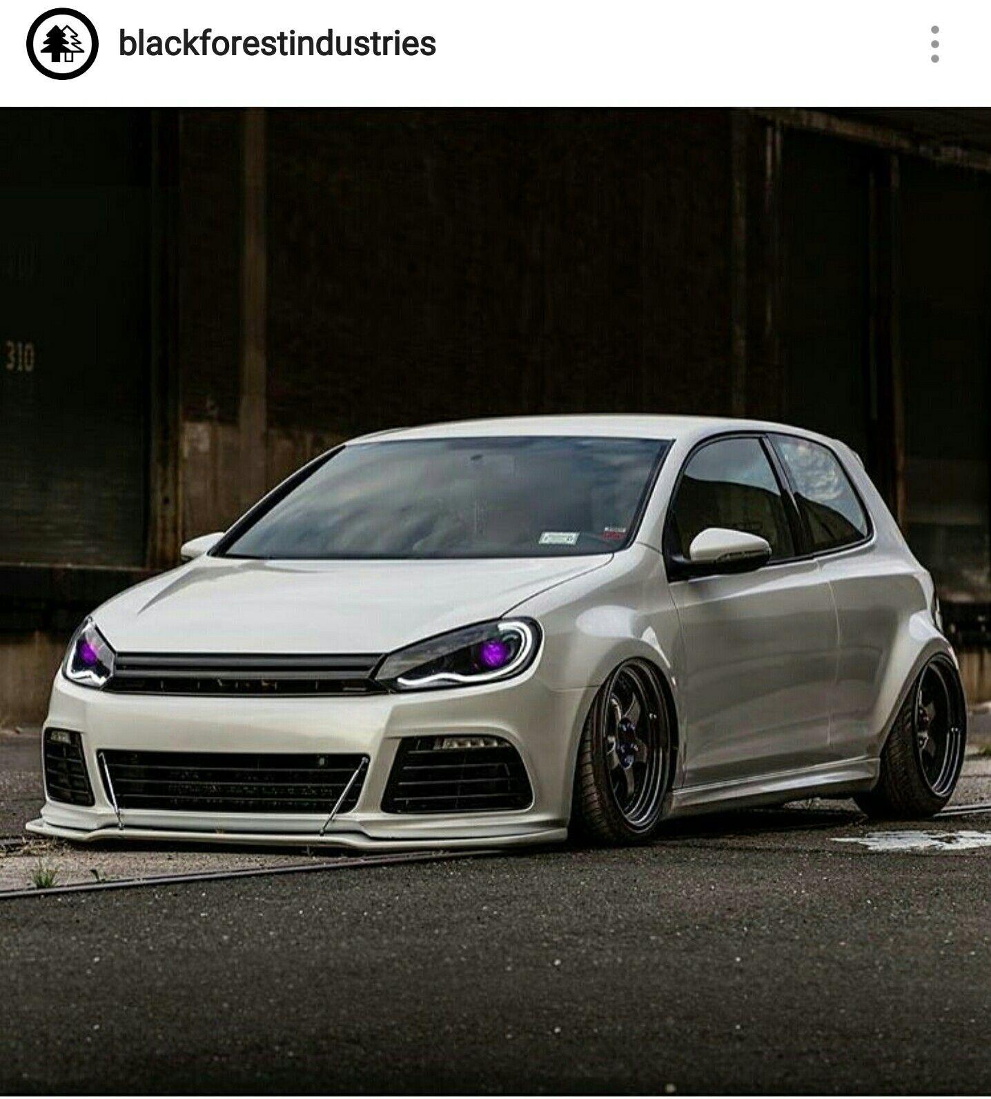 Vw Golf Gti Mk6 Volkswagen Golf Mk6 Gti Golf Gti