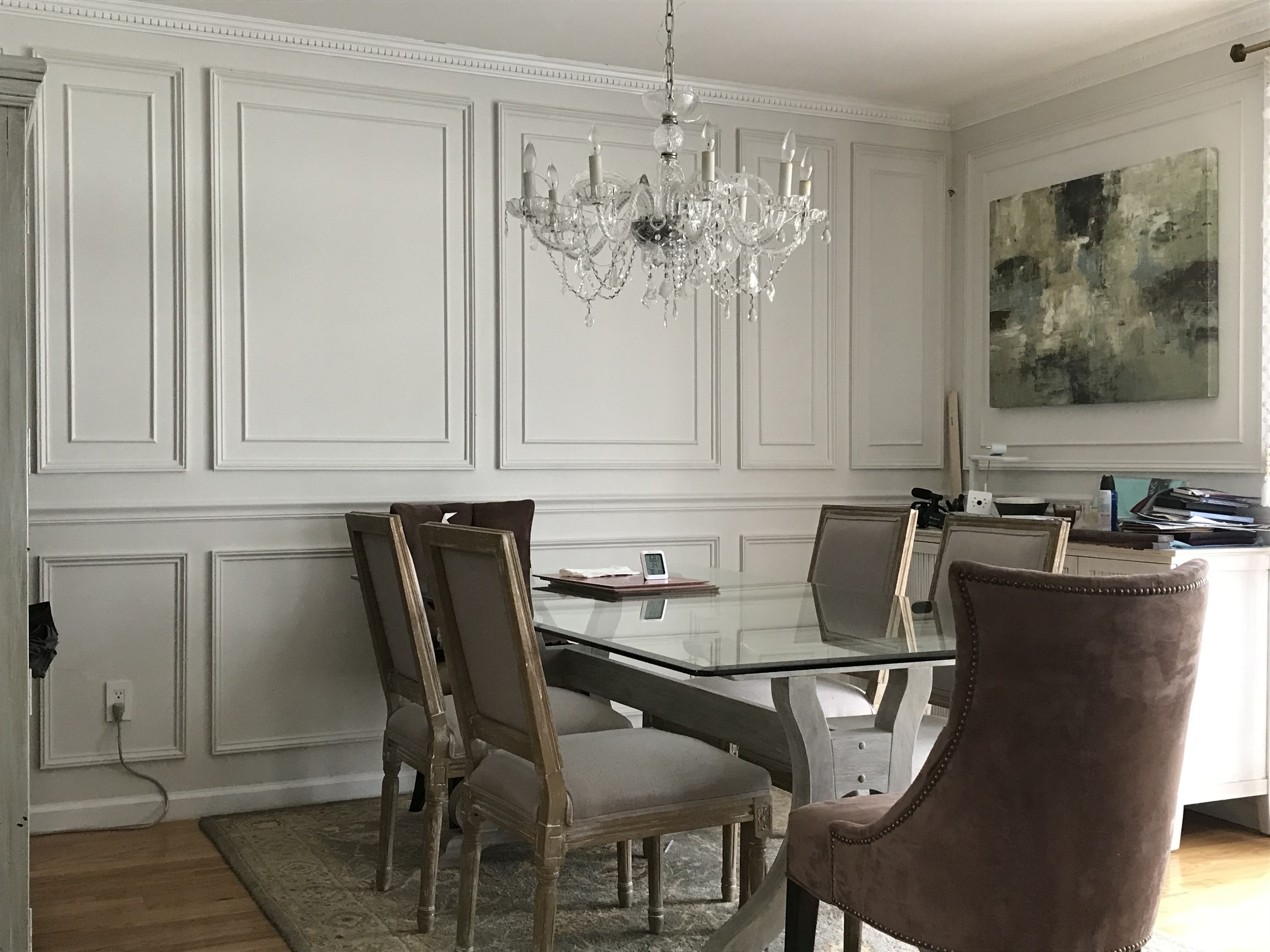 Elegant French Wall Moulding Diy Accent Walls In Living Room Picture Frame Molding Dining Room Wall Molding