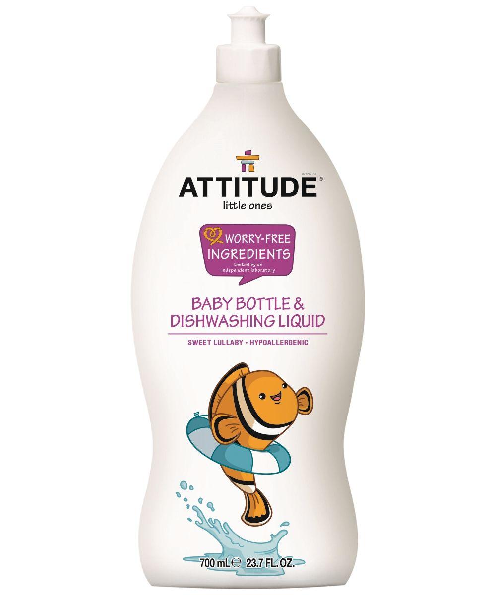 Baby Dish Soap Nature Sweet Lullaby Dishwashing Liquid Dishwasher Detergent Natural Baby Bottle