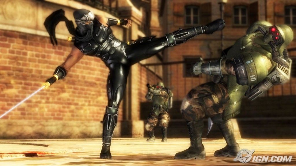 Ninja gaiden 2 sigma скачать торрент на pc