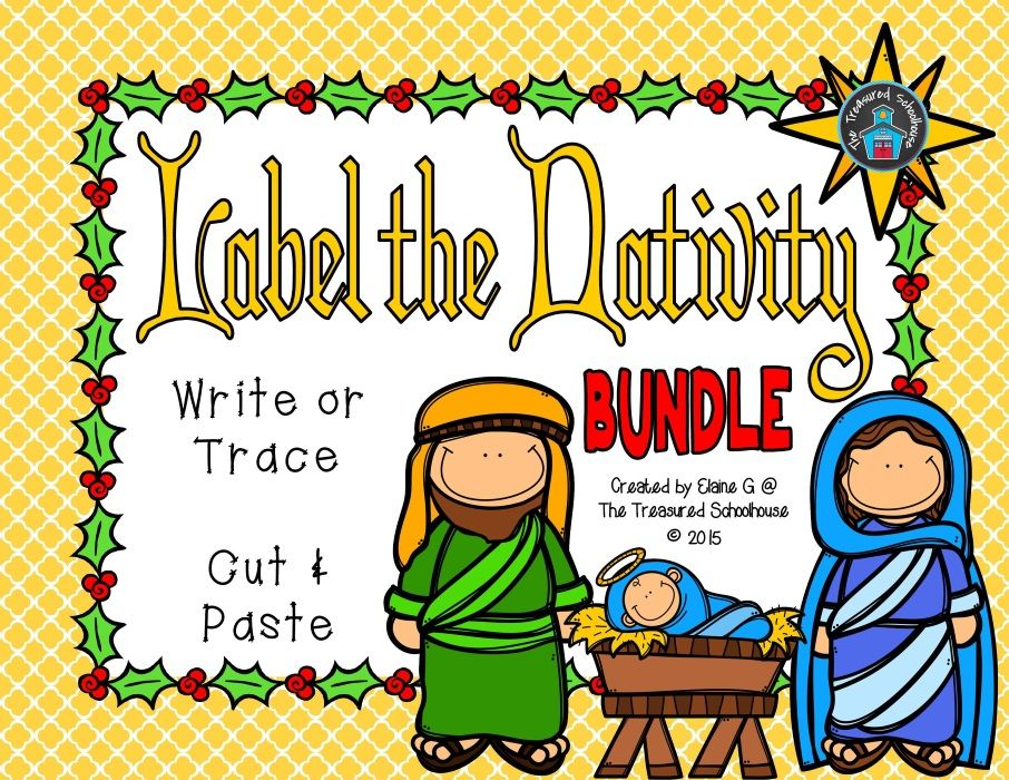 Get an extra 25 off until 121017 with coupon code special this get an extra 25 off until 121017 with coupon code special this is a bundle of label the nativity pages to write trace or cut and paste the words for a fandeluxe Image collections