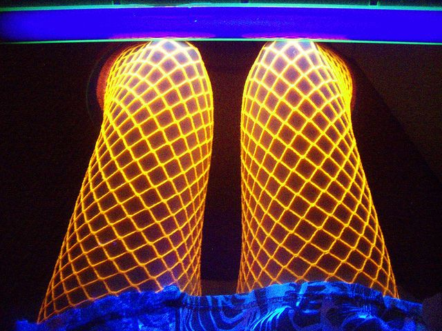 ad5208cb146 Black light fishnets