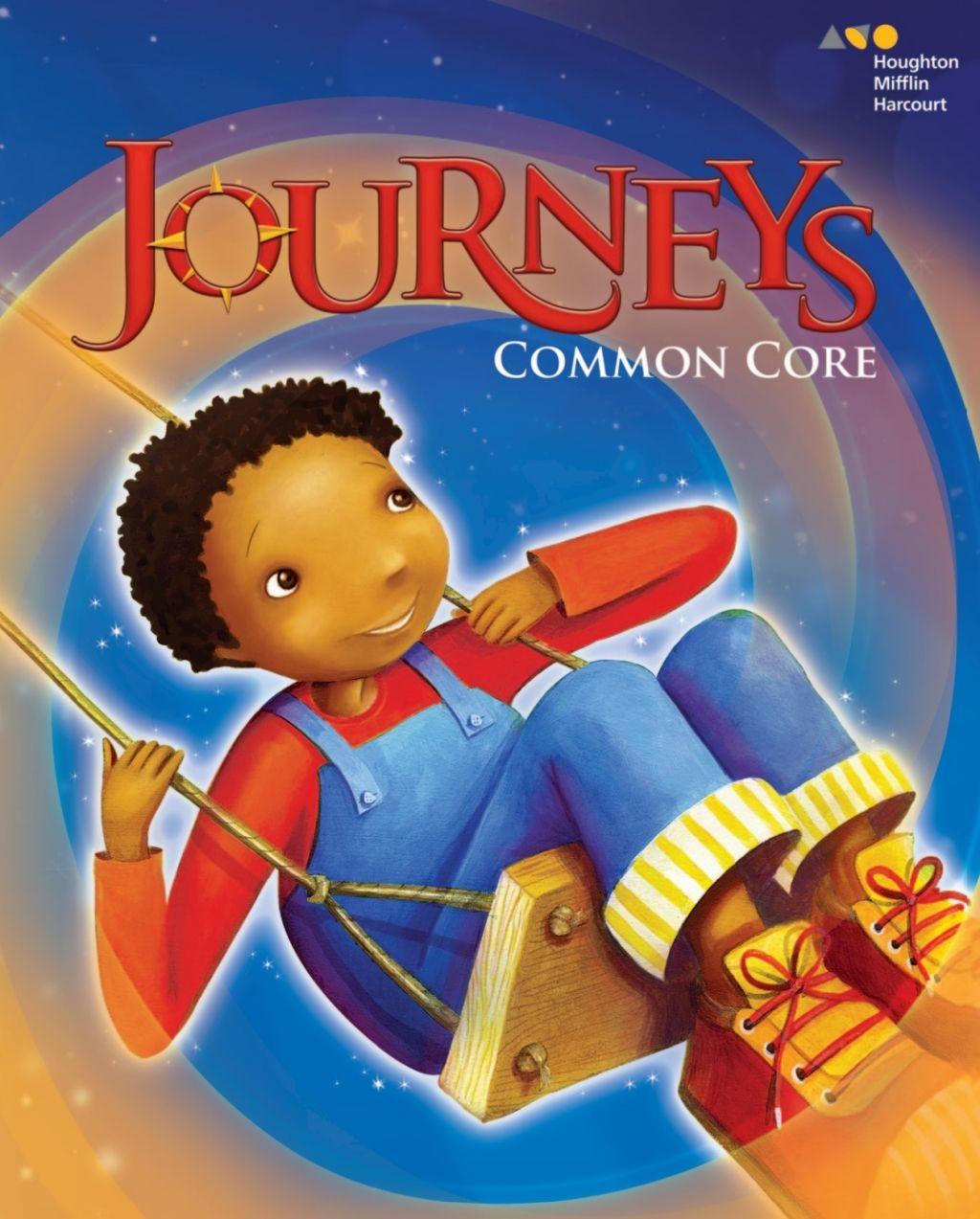 Journeys Common Core Student Edition Digital Content