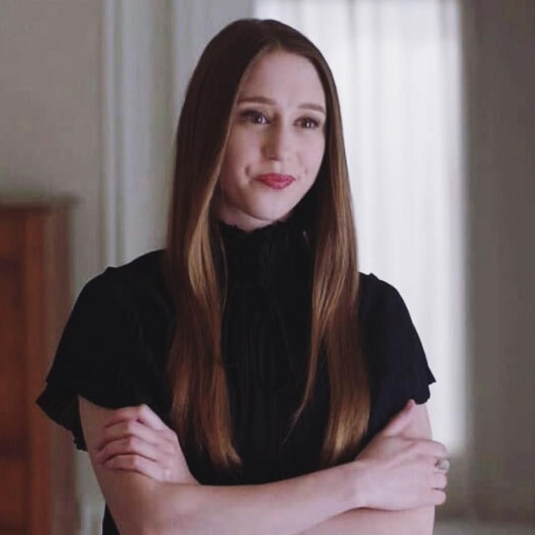 Zoe Benson in AHS Apocalypse was a mood.