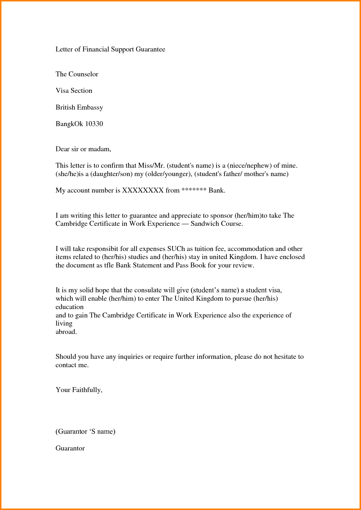Russian Visa Cover Letter Example Etc Entries Single Exploring