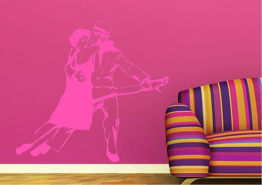 Perfect option for any room fred astaire 01 modern wall stickers from 9 99 go