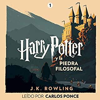 Harry Potter Y La Piedra Filosofal Harry Potter 1 Harry Potter Audio Books Audio Books Learning Spanish
