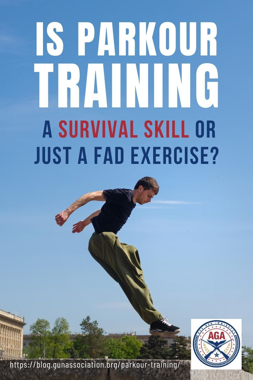 Parkour Training Is A Recreational Sport That Offers Many Health Benefits Are You Willing To Try It Out Parkour Pa Parkour Training Parkour Survival Skills