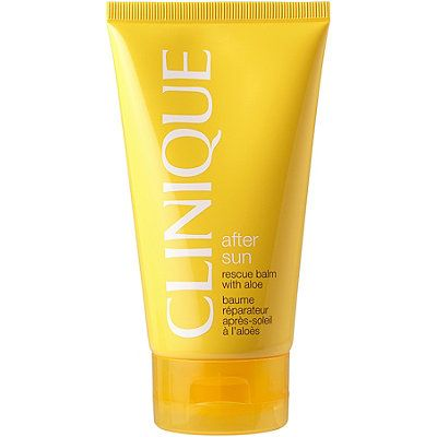 Clinique After Sun Rescue Balm With Aloe With Images Body