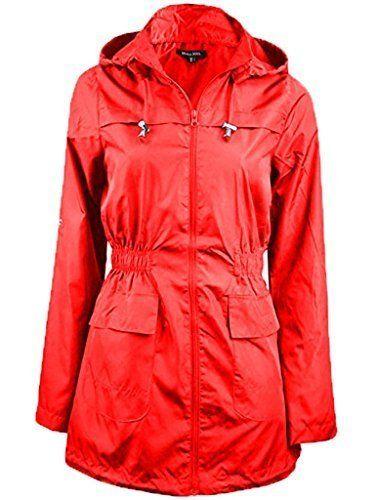 Baum Country Mens and Womens Unisex Waterproof Lightweight Jacket Festival Coat