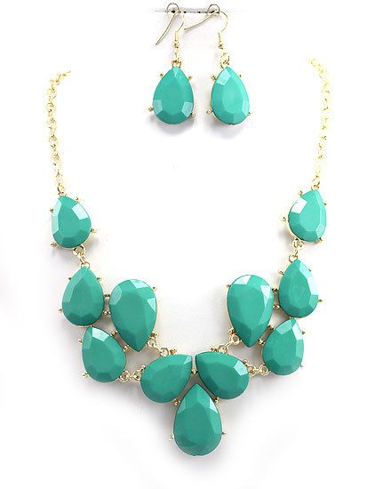 Enchanted Turquoise - Hesed Boutique
