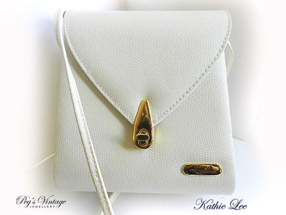 Mod Straps Silver Victorian Accessory Bag